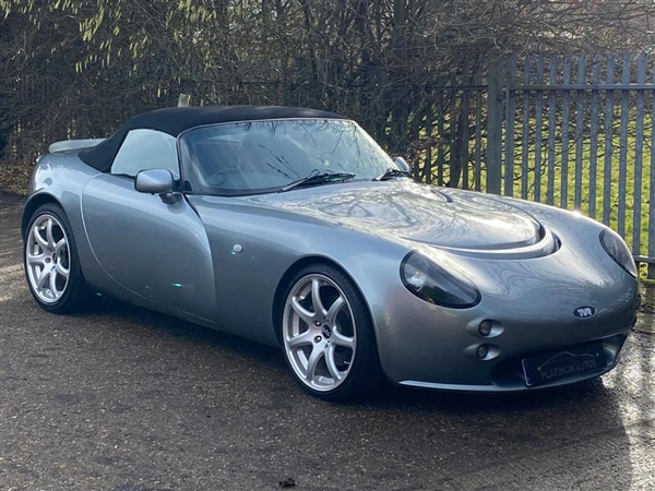 Large image for the TVR TAMORA