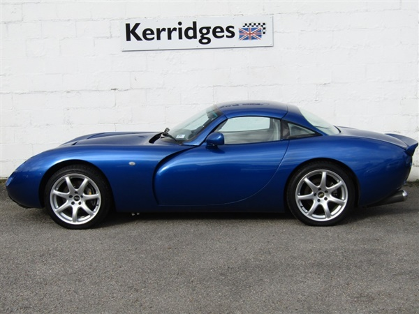 Large image for the TVR Tuscan