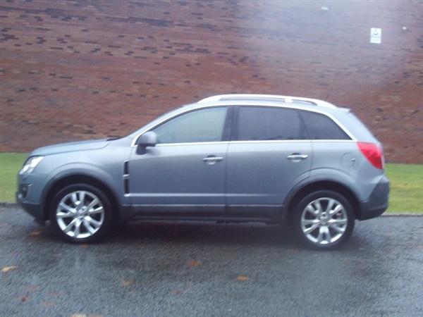 Large image for the Vauxhall Antara
