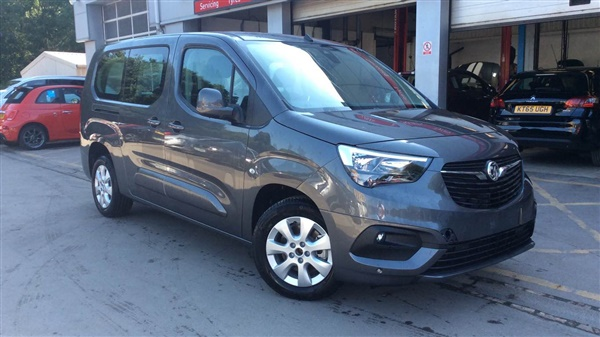 Large image for the Vauxhall Combo