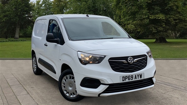 Large image for the Vauxhall Combo Cargo