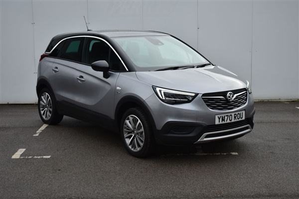 Large image for the Vauxhall Crossland X