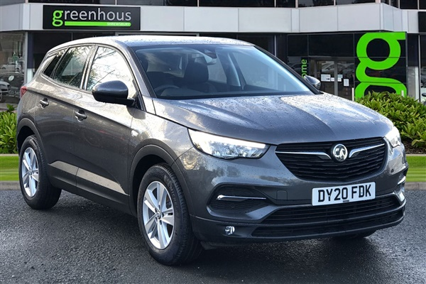 Large image for the Vauxhall Grandland X