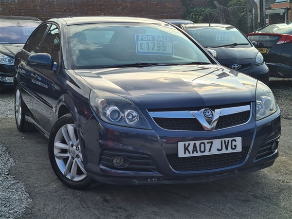 Large image for the Vauxhall Vectra