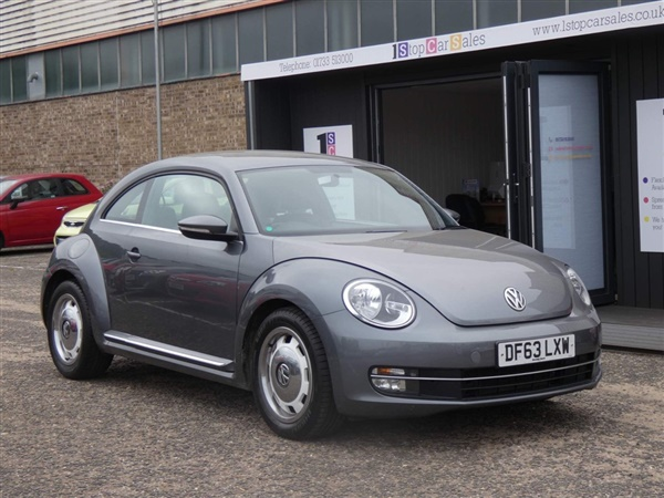 Large image for the Volkswagen Beetle