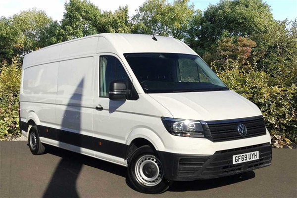 Large image for the Volkswagen Crafter