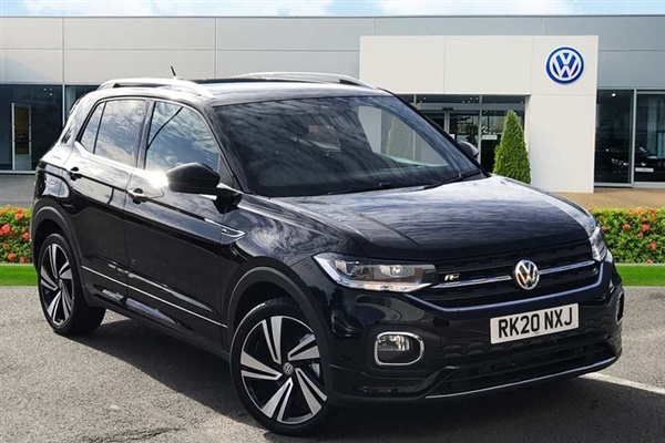 Large image for the Volkswagen T Cross
