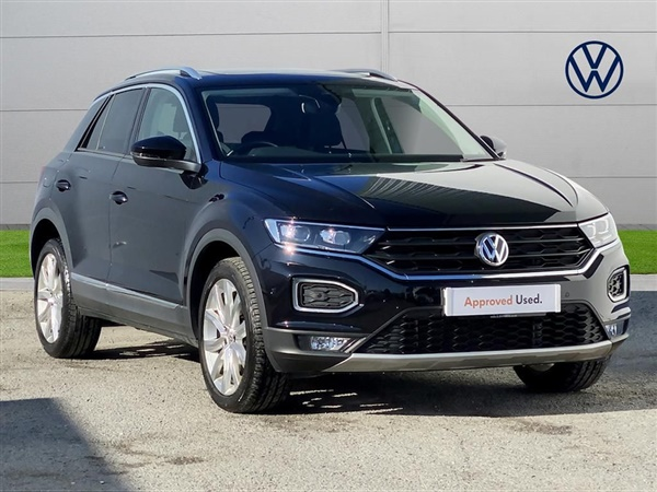 Large image for the Volkswagen T-Roc