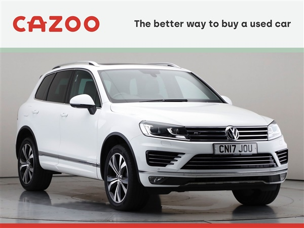 Large image for the Volkswagen Touareg