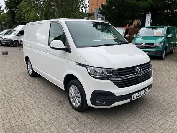 Large image for the Volkswagen Transporter