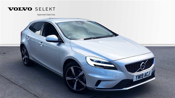Large image for the Volvo V40