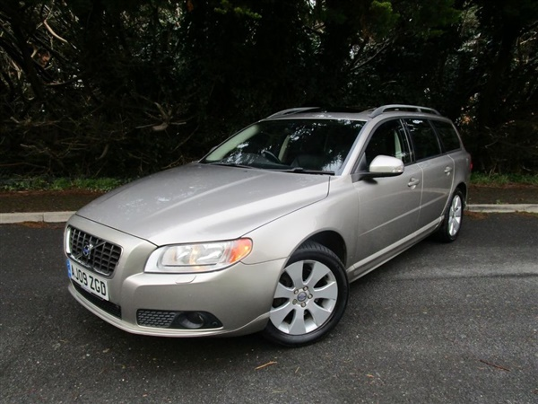 Large image for the Volvo V70