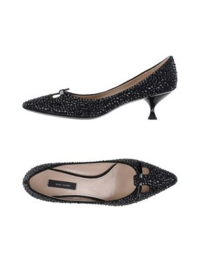 MARC JACOBS FOOTWEAR Courts Women on YOOX.COM