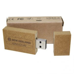 Paper Drive USB 4Gb NHAG New Holland - cod 3139212