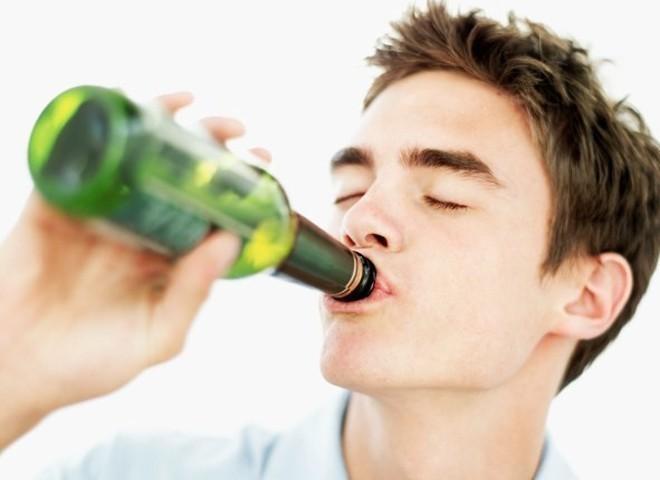 Подросток попробовал алкоголь что делать
