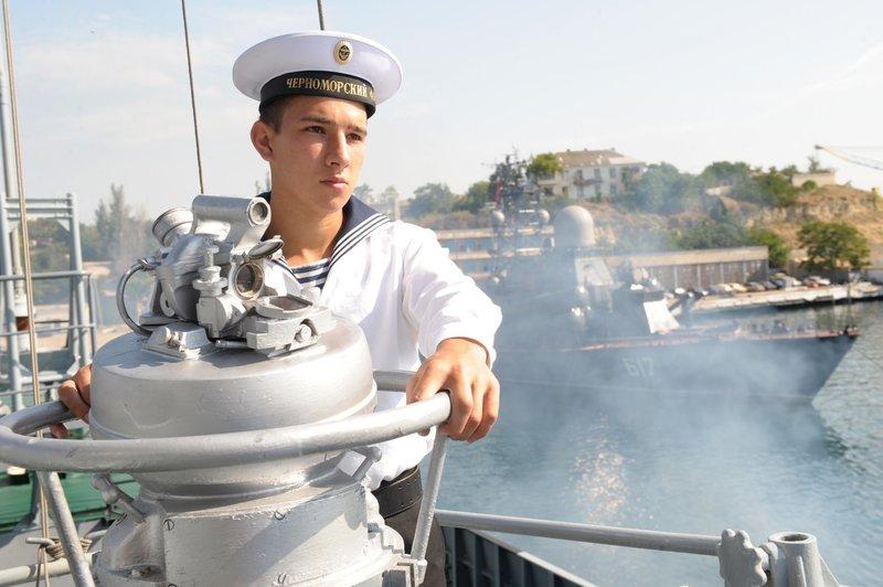 Профессии моряков
