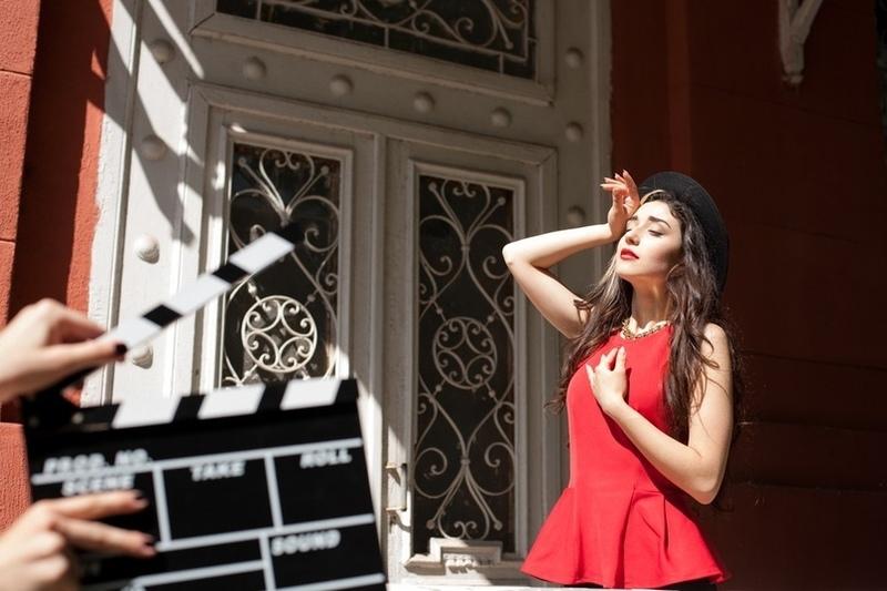 Профессии картинки актеры