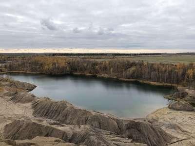 Рукотворные озёра тульской области. Местная достопримечательность!  @dmitry_serdyk