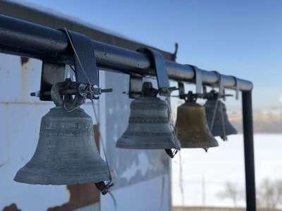 Звонница одной из церквей Нижнего новгорода  @dmitry_serdyk