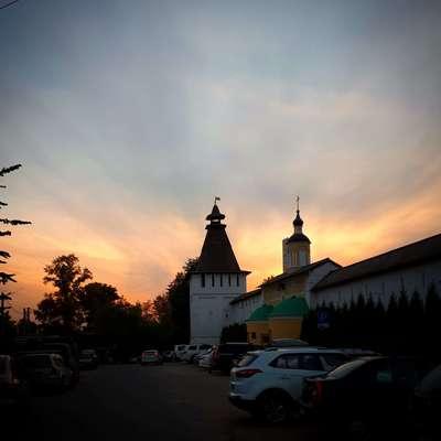 Боровск. Калужская область. Пафнутьев монастырь