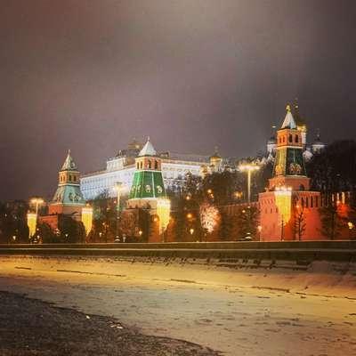 Красивая Москва 2018 Кремль