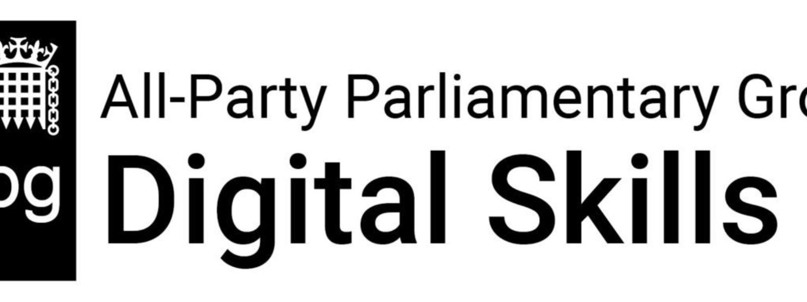 When Ada attended the All-party Parliamentary Group on Digital Skills