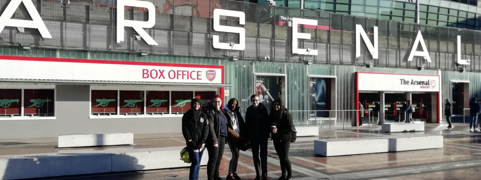 Celebration of Computing at the Emirates Stadium