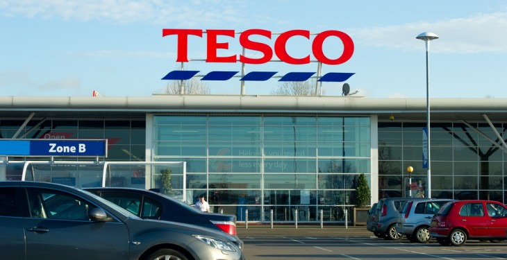 Tesco drops young bulls from its branded beef range in the UK