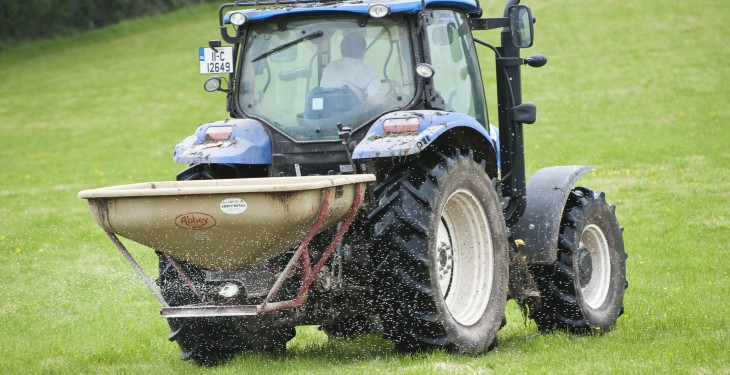 UK farms expected to increase nitrogen use following wet winter