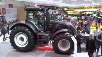 See the video of the Valtra award-winning tractor at the SIMA show