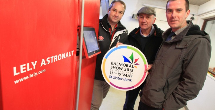 Balmoral Show to grow 10% this year
