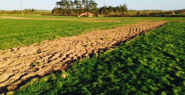Drainage maintenance neglected for too long – Monitor Farm