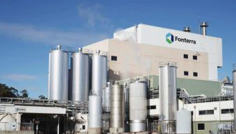 Improved Fonterra facility to process four times more milk than Belview