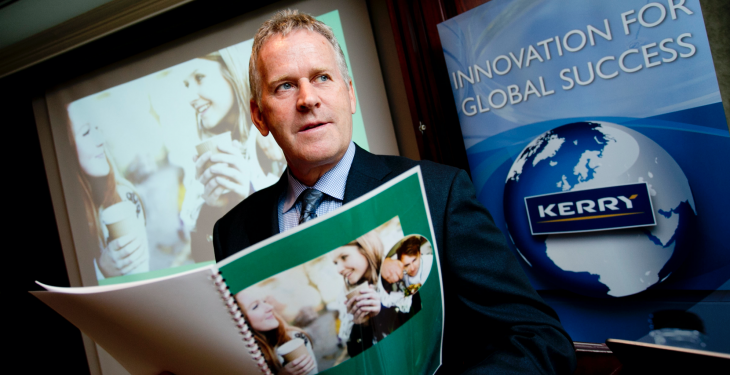 Stan McCarthy steps back from Chief Executive role with Kerry Co-op