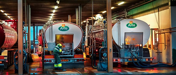 Arla UK cuts its milk price for May supplies