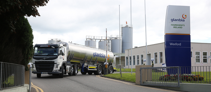 New man in charge of managing Glanbia's milk supply
