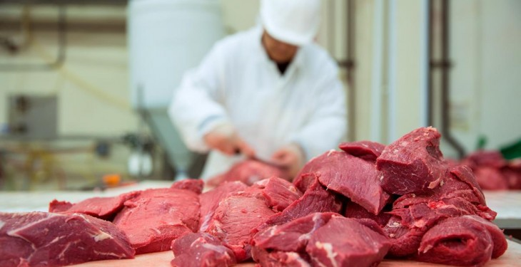 UK farmers getting half of the retail beef price
