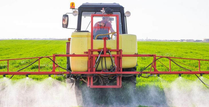 1,000L of fungicides stolen from north-east Scotland farm