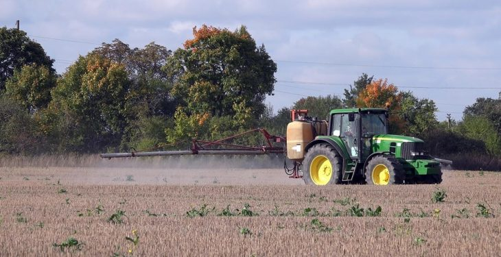 Government has not reauthorised use of the Vydate pesticide