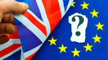 UK moves a step closer to leaving the European Union