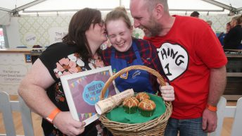 Waterford woman wins National Brown Bread Baking competition