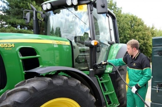 Environmental pillar calls for abolition of the agricultural diesel subsidy