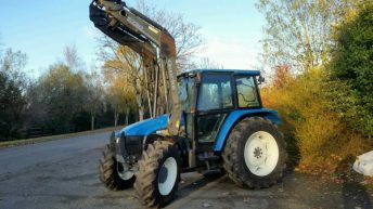 Don't get caught in the dark this winter when driving your tractor