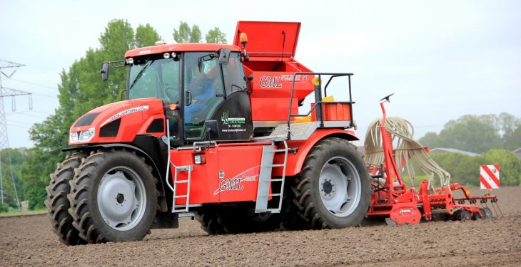 Video: Do you have enough work for a self-propelled drill?