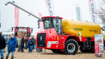 UK's largest machinery show on the move: New location for LAMMA