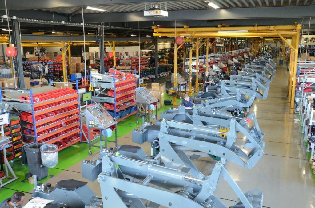 Giant Tobroco factory