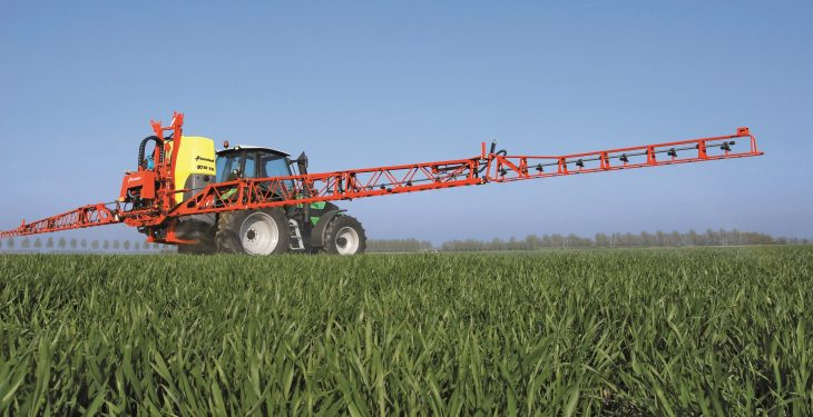 Report: Scottish pesticides use down on arable farms