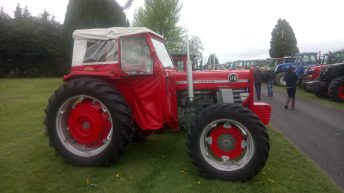 Pics: Tractor run events galore over the Easter weekend