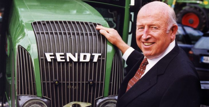 Global farm machinery 'giant' passes away