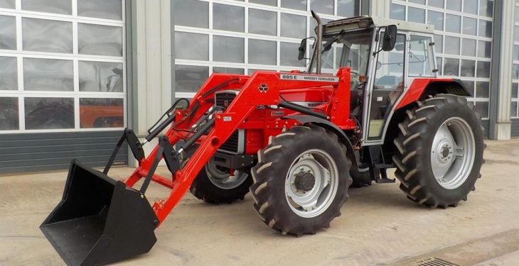 Tractors, machinery and plant set to draw the crowds to major auction